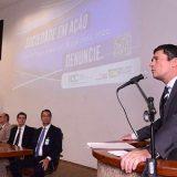 Sergio Moro lança canal exclusivo para a população denunciar corrupção